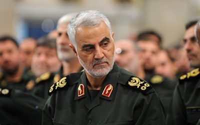 Generał Kasem Solejmani – irański architekt współczesnego węzła gordyjskiego