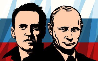 Ofensywa Nawalnego i chaotyczna obrona Putina.
