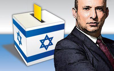 Nowy rząd Izraela