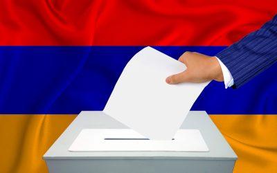 Podsumowanie wyborów parlamentarnych w Armenii