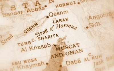 Sytuacja na wodach Zatoki Perskiej wciąż jest napięta