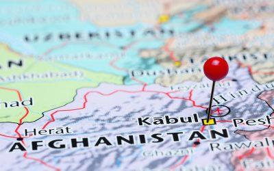 Taliban przejmuje władzę w Afganistanie